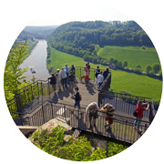 Weser-Skywalk, (c) F. Grawe